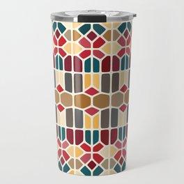 Budapest Voronoi Travel Mug