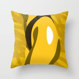 Solar Plexus Chakra - Wisdom & Power Throw Pillow