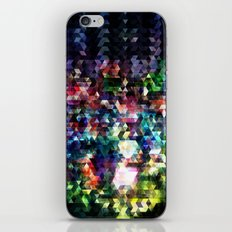 Princess Peach Piranha Plants Glitch iPhone & iPod Skin
