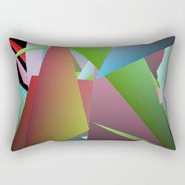 Outdoor Activities 5 Rectangular Pillow