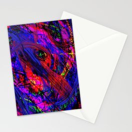 Chaos 101 Stationery Cards