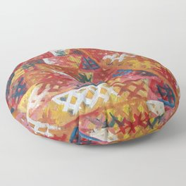 Pyramid by Lu Floor Pillow