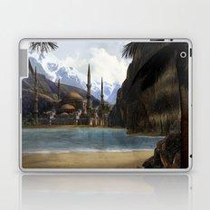 Hidden in the Mountains Laptop & iPad Skin