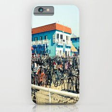 Bicycle Parking Lot iPhone 6s Slim Case