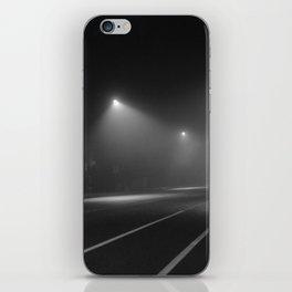 Strangers pass iPhone Skin