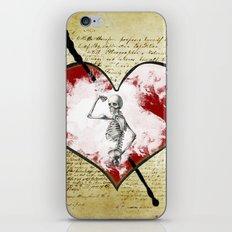 Heart #2 iPhone & iPod Skin
