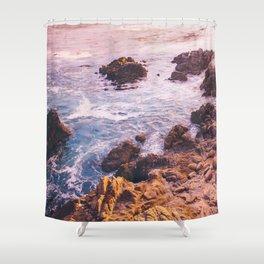 Big Sur California Shower Curtain