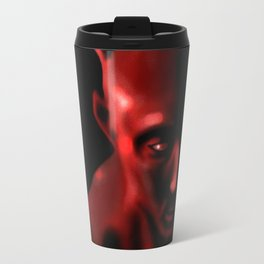 Red Wendigo Travel Mug