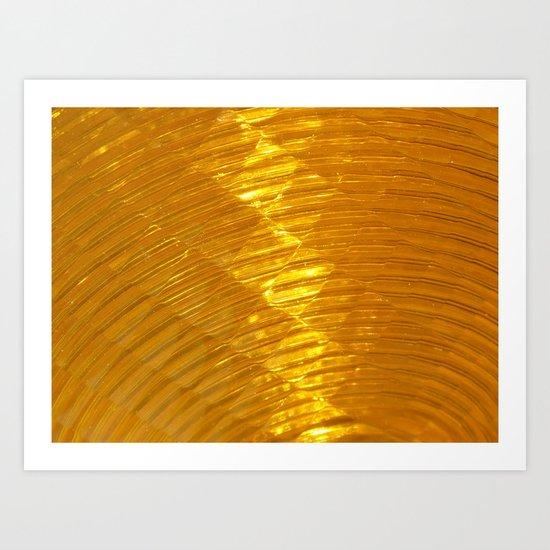 Reflector Art Print