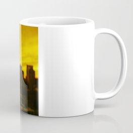 Golden Minneapolis Coffee Mug