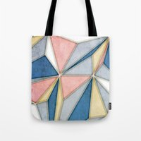 prism Tote Bags featuring Prism by Daniel T.