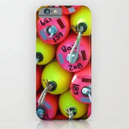Floats By The Sea iPhone Case