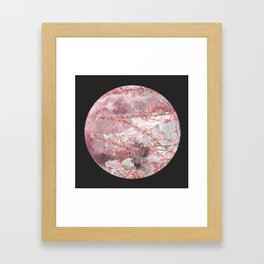 Beauty within Framed Art Print