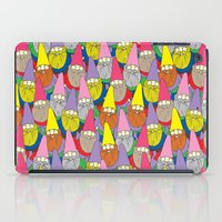 gnome iPad Cases featuring Mister Gnome by Lydia Meiying