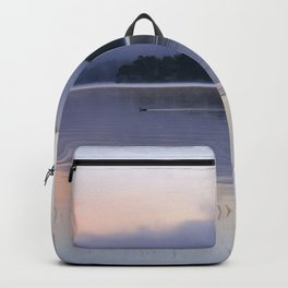 Tranquil Morning in the Adirondacks Backpack