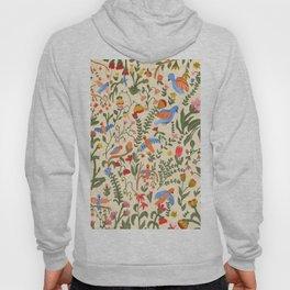 Tropical Garden Pattern Hoody