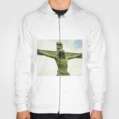 Jesus and my cross. Hoody