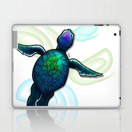 Turtle - Tortuga Laptop & iPad Skin