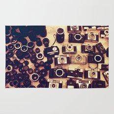 I love analogue photography Rug