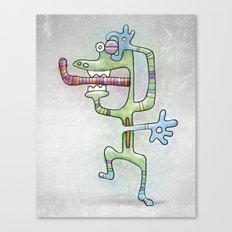 Foo #32 Canvas Print