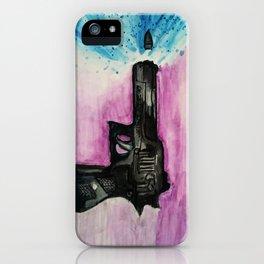 Water Gun iPhone Case