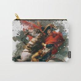 Napoleon Bonaparte Watercolor Carry-All Pouch