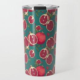Juicy pomegranates Travel Mug