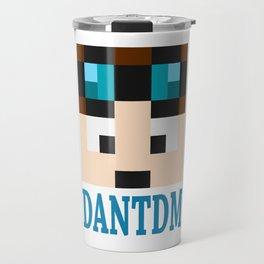 dantdm Travel Mug