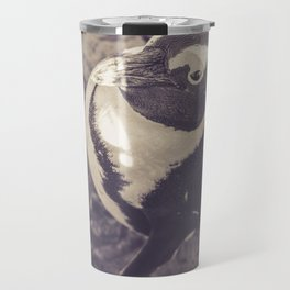 Adorable African Penguin Series 3 of 4 Travel Mug