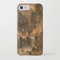 sasquatch iPhone & iPod Cases featuring The Sasquatch by TheDiGio