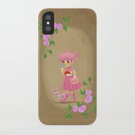 Retro Sailor Chibi Moon iPhone Case