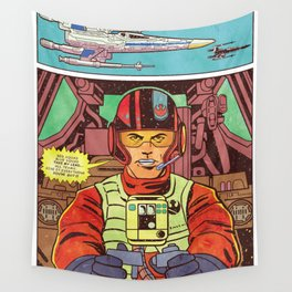 Resistence Squad E. VII Wall Tapestry