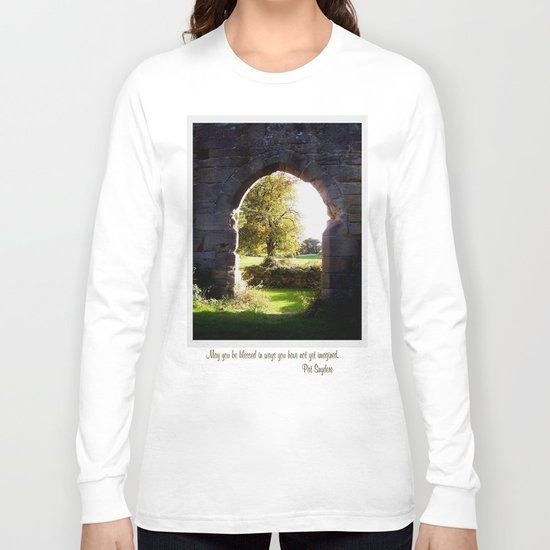 Unimagined Blessings Long Sleeve T-shirt