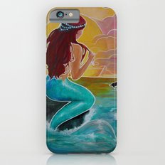 Tropical Tails iPhone 6s Slim Case