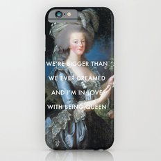 In Love with Being Queen of France iPhone 6s Slim Case