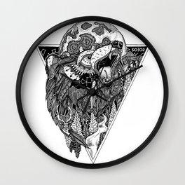 Solos Hoff Wall Clock