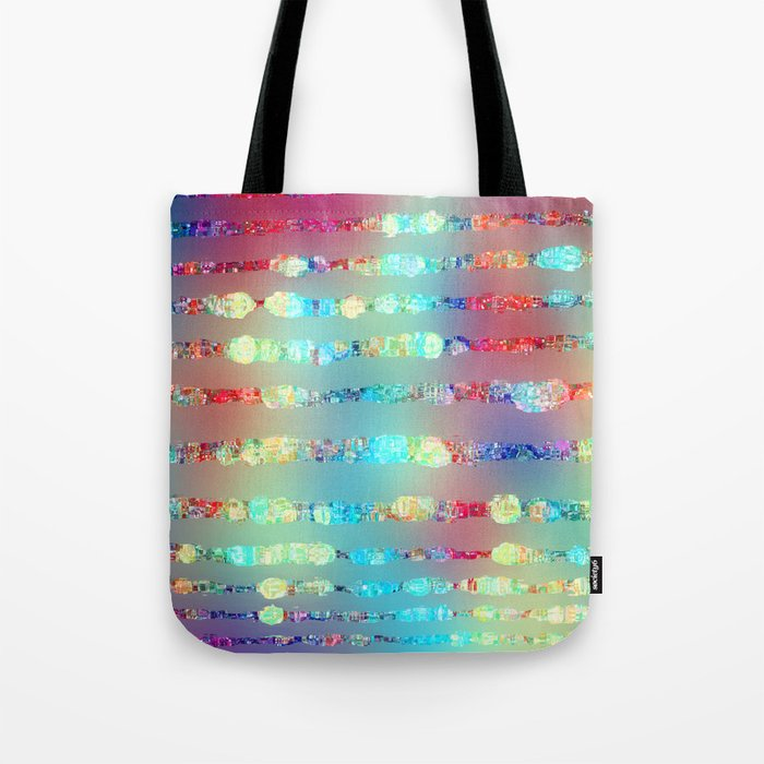 Sparkle emotions Tote Bag