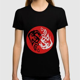 Dragon - You are the yin to my yang T-shirt