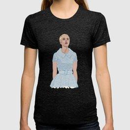 Jean Seberg - Breathless, A Bout de Souffle T-shirt