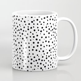 Tiny Doodle Dots Coffee Mug