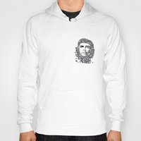 che Hoodies featuring Che by Rucifer