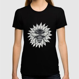 Bee and Sunflower T-shirt