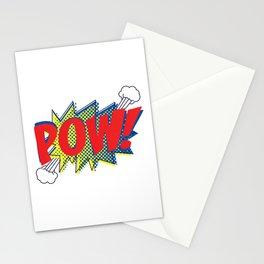 Pow! Stationery Cards