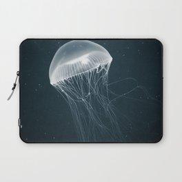 Jellyfish Glow Laptop Sleeve