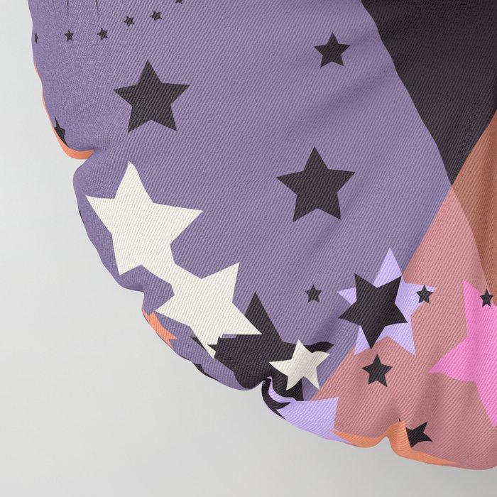 Star Gaze Floor Pillow