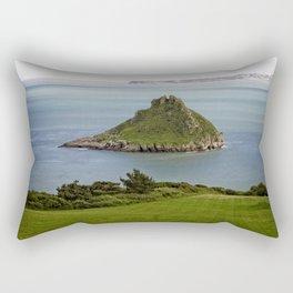 Thatcher Rock Rectangular Pillow