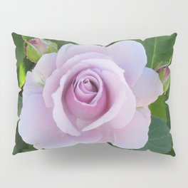Bloom and Buds Paling to Purple Pillow Sham