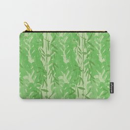 Leaves Pattern QQ Carry-All Pouch