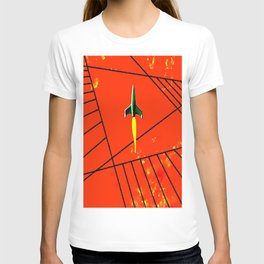 Red Planet Landing T-shirt