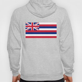 State flag of Hawaii Hoody